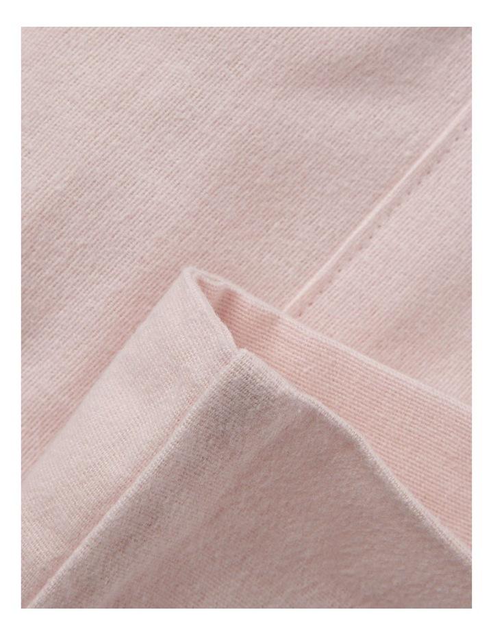 Turkish Plain Dye Flannelette Sheet Sets in Pink image 3