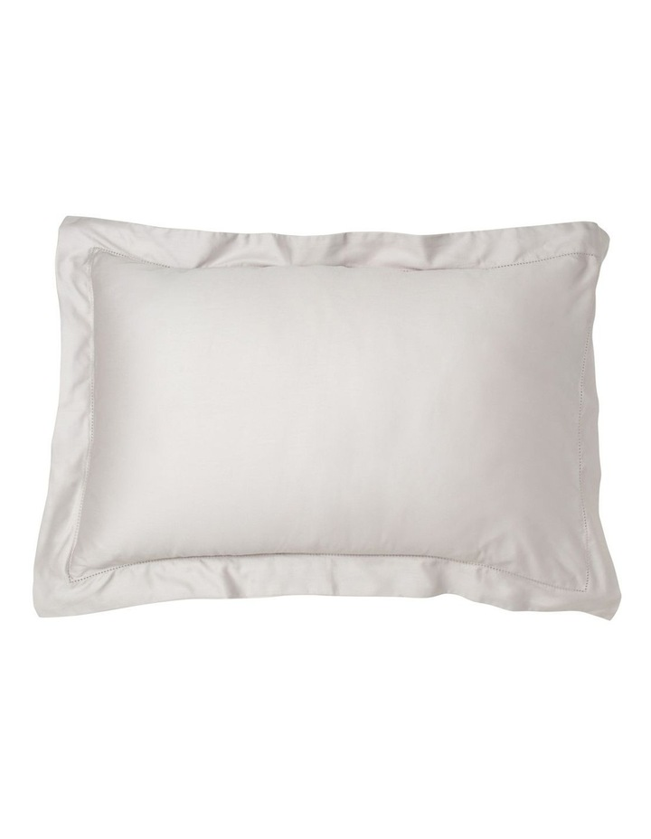 400TC Luxurious Egyptian Cotton Sateen 50cm Depth Sheet Set in Oyster image 2