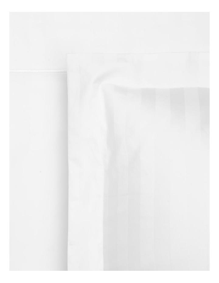 500TC Superior Cotton Sheet Set in White image 1