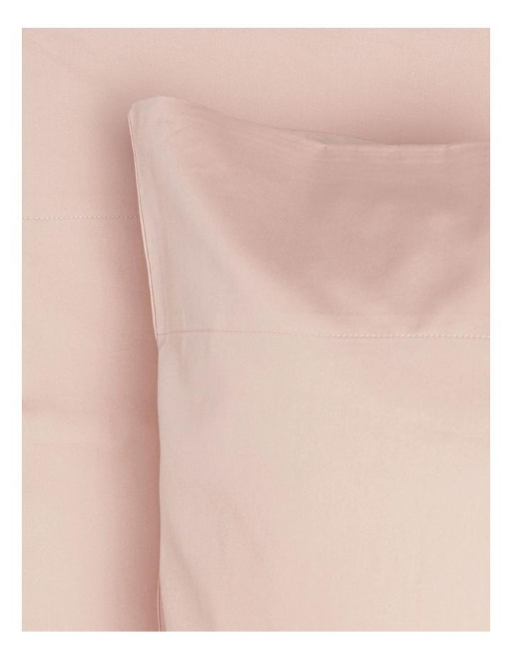 Pima Cotton 400TC Sheet Set in Pink image 1