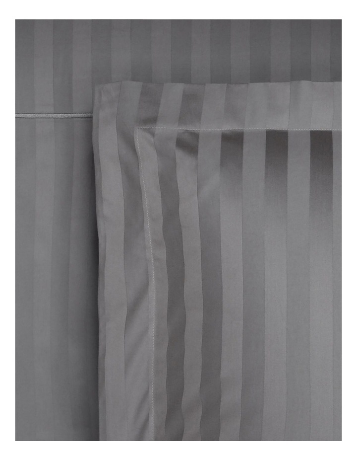 500TC Superior Cotton Sheet Set in Charcoal image 1
