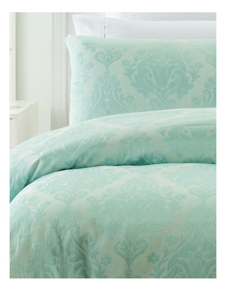 Cavallo Jacquard Quilt Cover Sets image 2