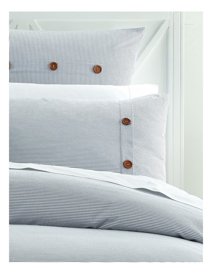 Piana Seersucker Quilt Cover Sets image 2