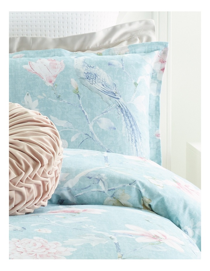 Amiens Printed Quilt Cover Set in Multi image 2