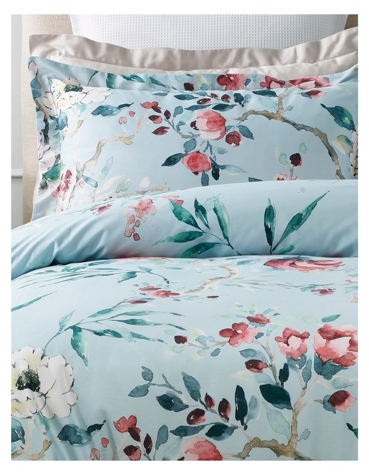Clairvaux Cotton Quilt Cover Set in Multi image 2