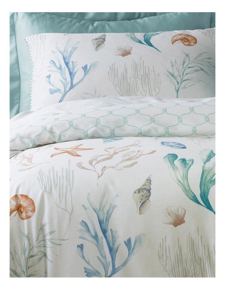 Marina Cotton Quilt Cover Set in Multi image 2