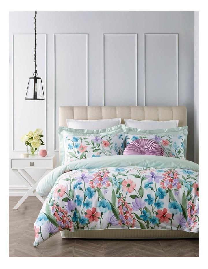 Gazania Cotton Quilt Cover Set in Multi image 1