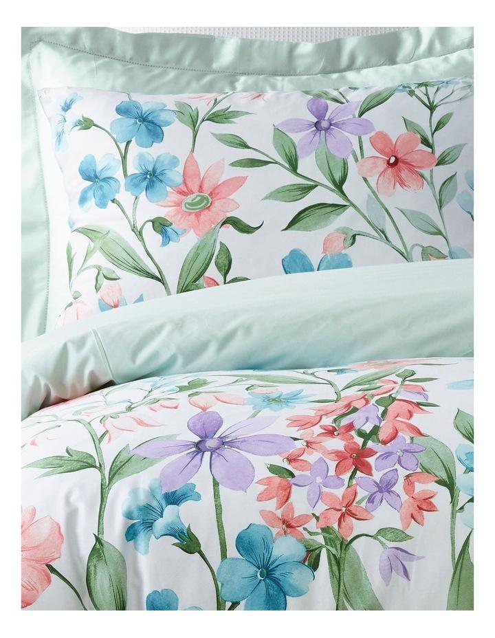Gazania Cotton Quilt Cover Set in Multi image 2