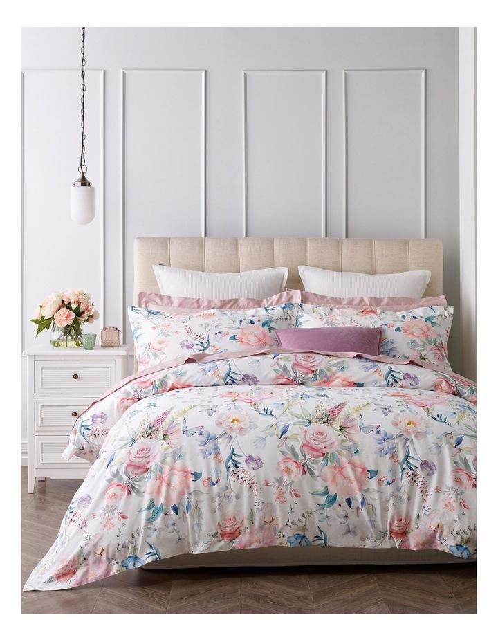 Carnation Quilt Cover Set in Floral image 1