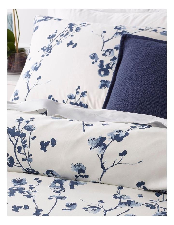Sakura Quilt Cover Set in Blue image 2