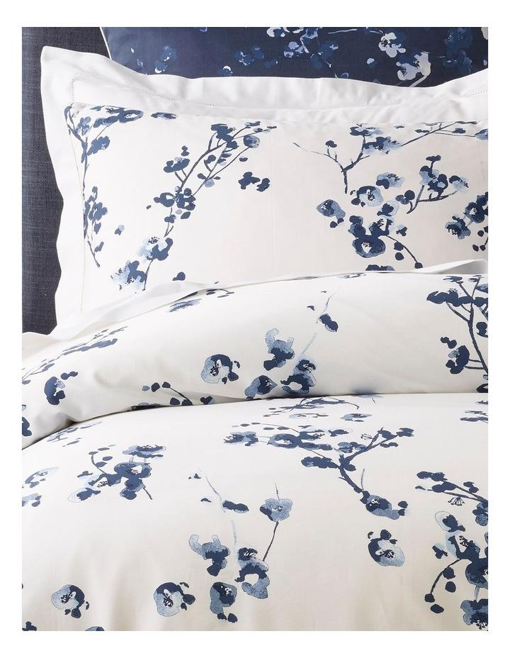 Sakura Quilt Cover Set in Blue image 3