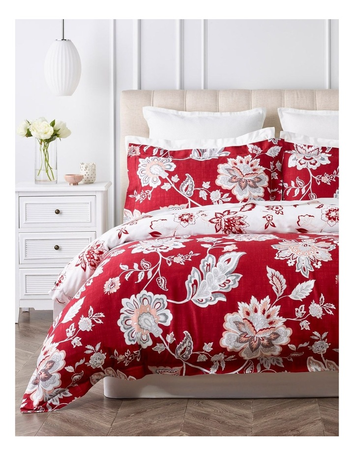 Chintz Quilt Cover Set image 1