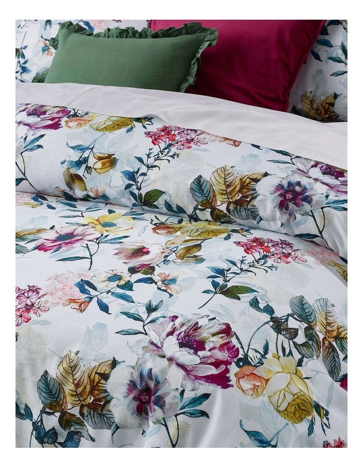 Madelyn Textured Cotton Quilt Cover Set image 3