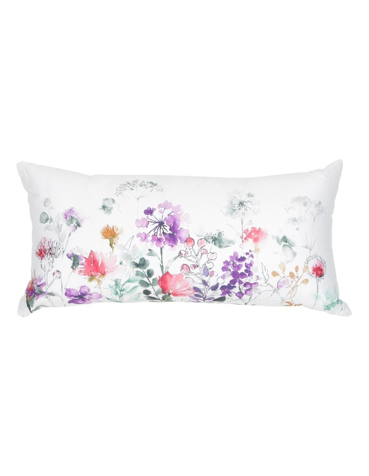 Cluny Floral Printed Cushion CLUNYCUSHMULTI image 1