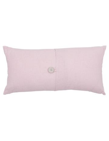 fe040f23dca HeritageAntoinette Linen Cushion in Rose Smoke. Heritage Antoinette Linen  Cushion in Rose Smoke