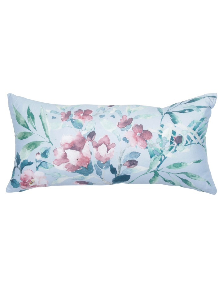 Clairvaux Cotton Cushion in Multi image 1