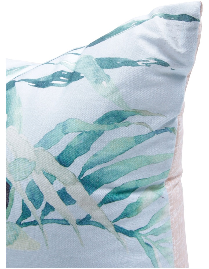 Clairvaux Cotton Cushion in Multi image 2