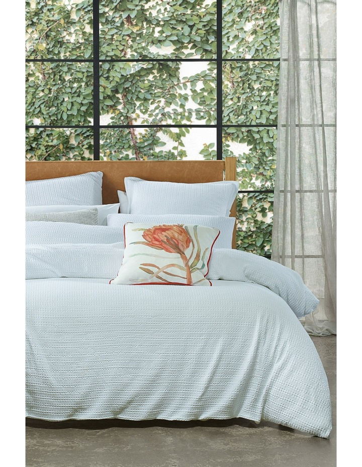 Springbrook Quilt Cover Range in White image 1