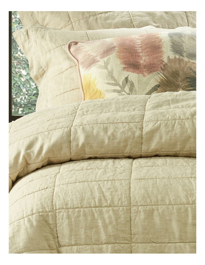 Katoomba Quilt Cover in Moonrock image 2