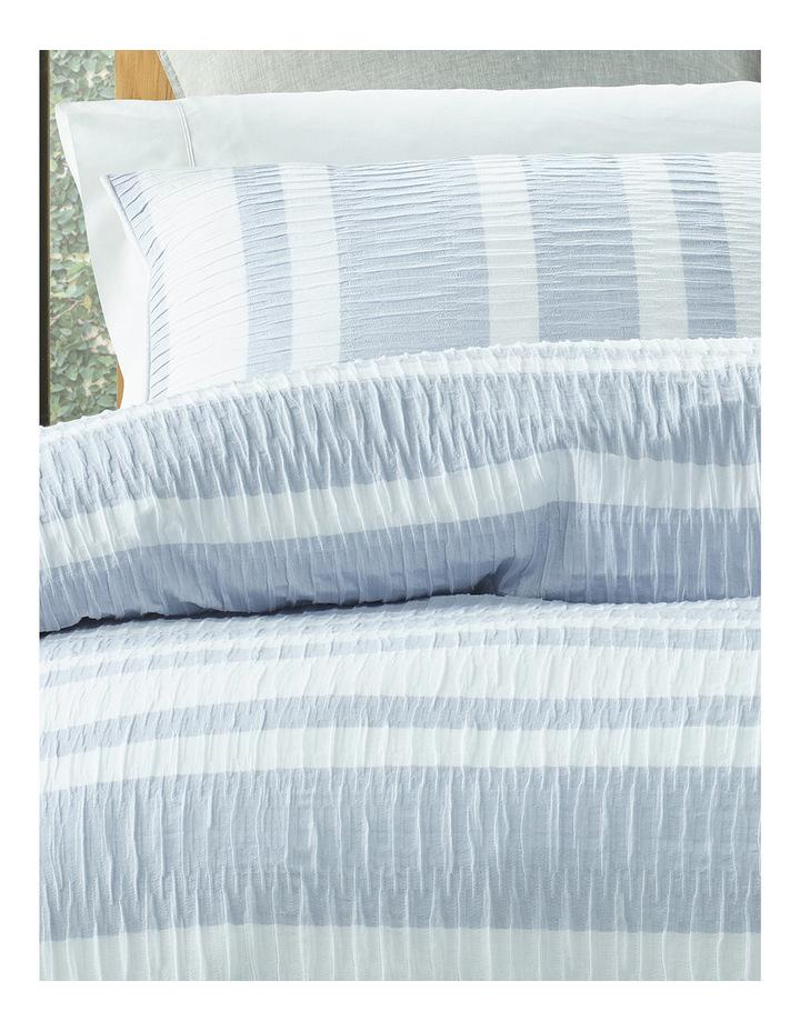 Iluka Yarn Dyed Stripe Quilt Cover Sets image 2