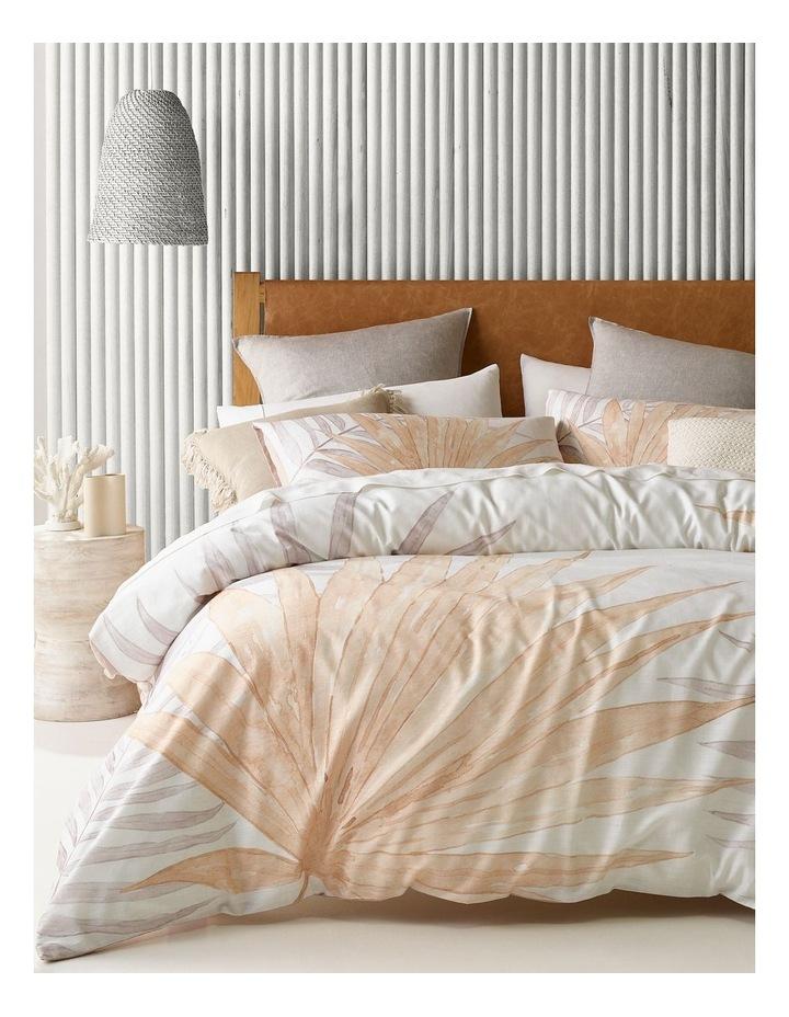 Palmwoods Cotton Quilt Cover set image 1