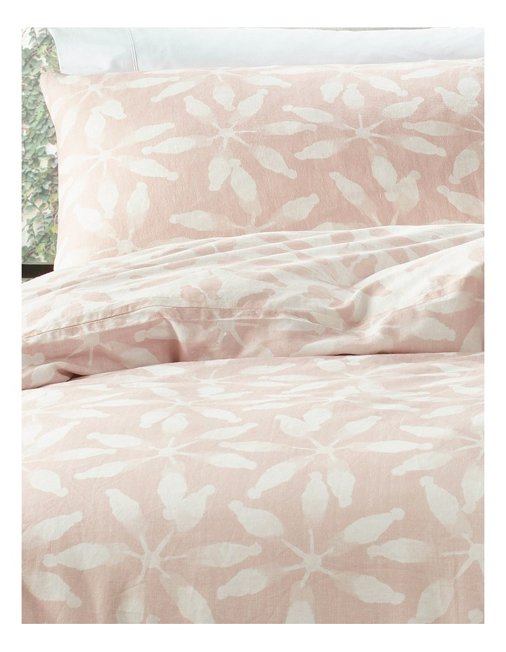 Cape Conran Printed Linen Cotton Quilt Cover Set image 2