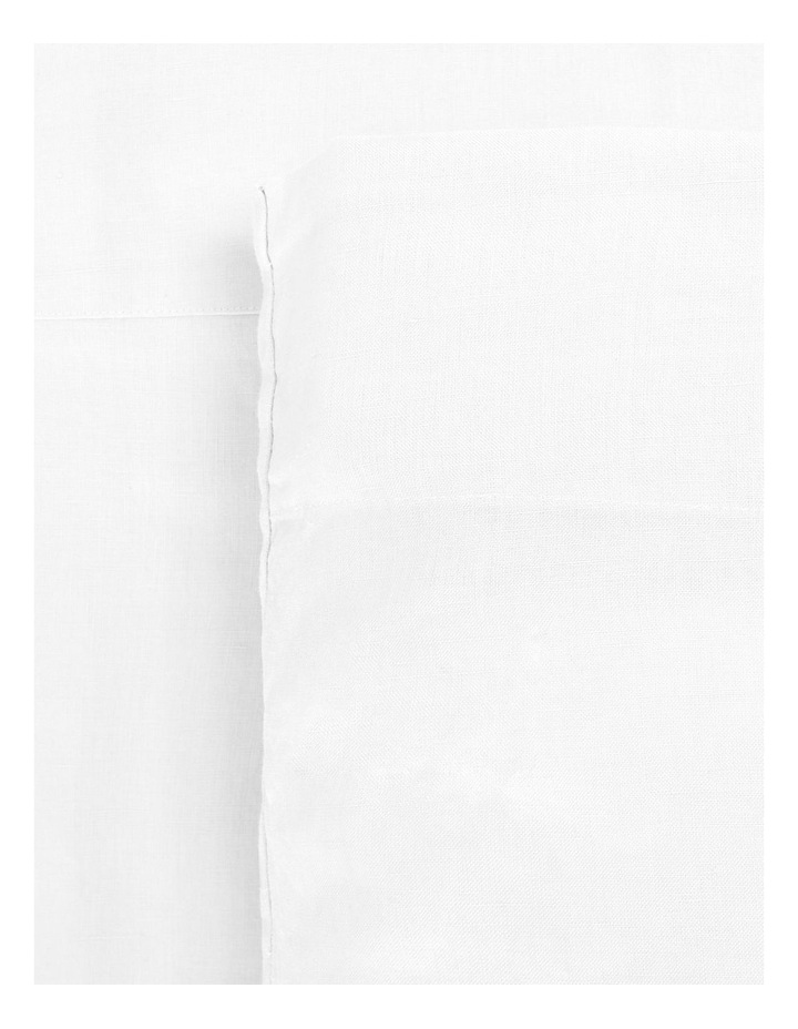 Sandy Cape Sheet Set in White image 1