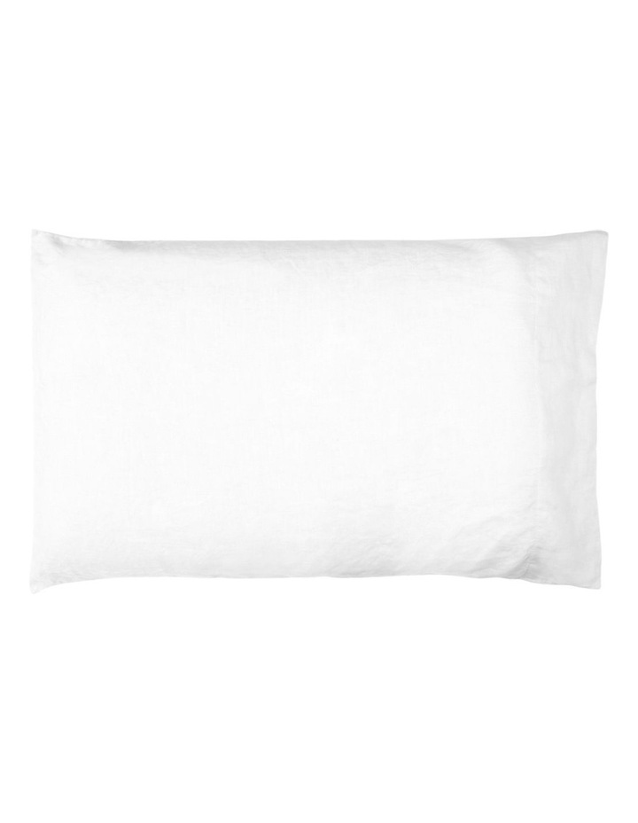 Sandy Cape Sheet Set in White image 2