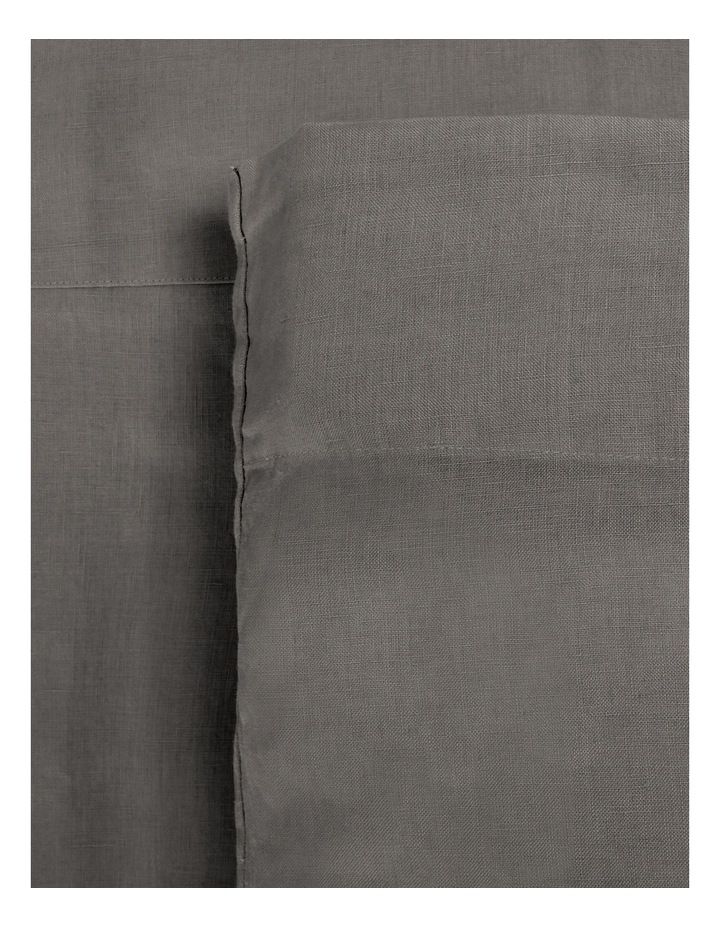Sandy Cape Sheet Set in Charcoal image 1