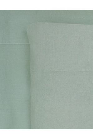 Australian House & Garden - Sandy Cape Sheet Set in Mineral Grey