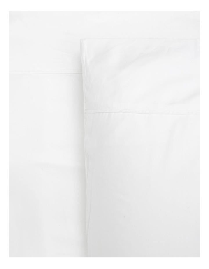 Alega Bamboo Sheet Set in White image 1