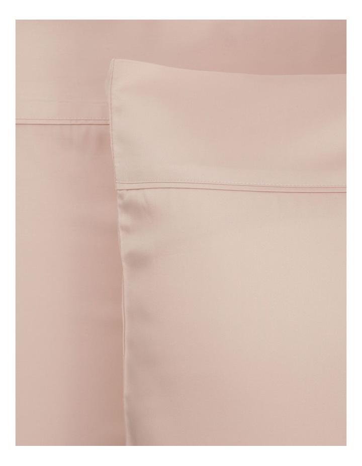 Alega Bamboo Sheet Set in Dusty Pink image 1