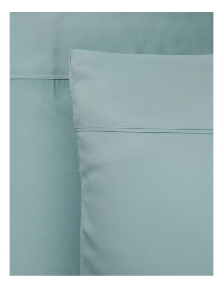 Alega Bamboo Sheet Set in Dusty Blue image 1