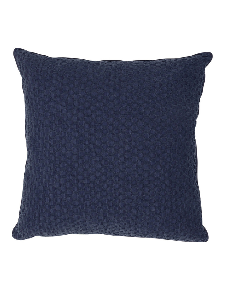 Cotter Bed Cushion in Indigo image 1