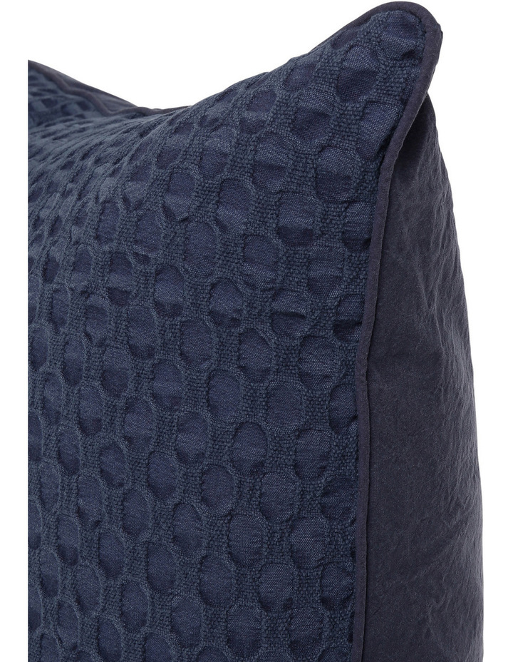 Cotter Bed Cushion in Indigo image 2