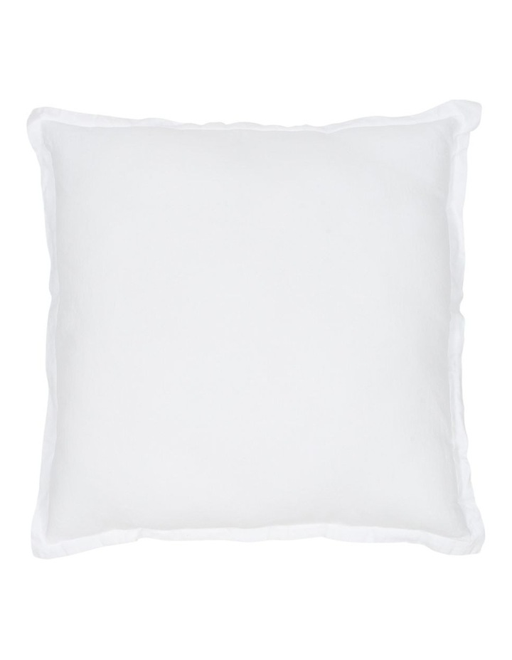Sandy Cape Bed Cushion in White image 3