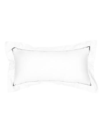 Hotel Collection by HeritageAdagio Cushion:White. Hotel Collection by Heritage Adagio Cushion:White