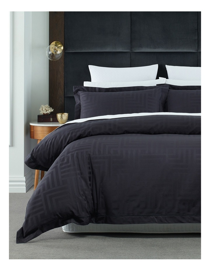 Opus Interlocked Quilt Cover Sets image 1