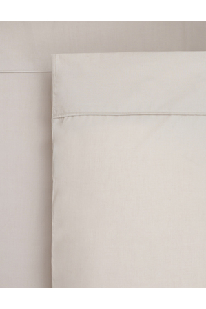 Myer 250TC Easy Care Cotton Rich Sheet Set in Sand | Tuggl