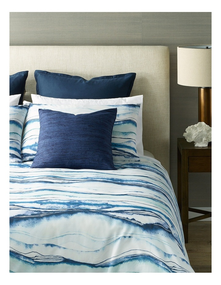 Swell Agate Printed Quilt Cover Set image 1