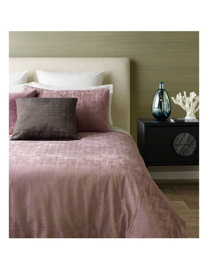 Snapdragon Quilt Cover Set in Pink image 1
