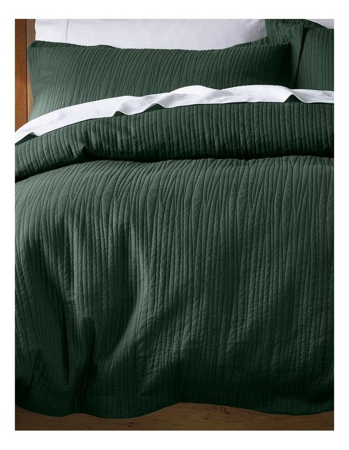 Allamanda Quilted Quilt Cover Set image 2
