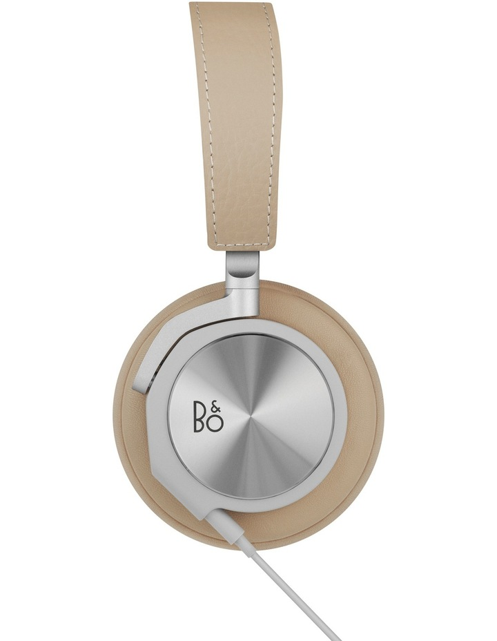 BeoPlay H6 on-ear headphones natural leather image 2