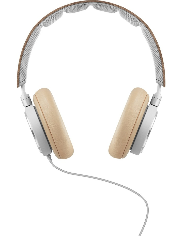 BeoPlay H6 on-ear headphones natural leather image 3