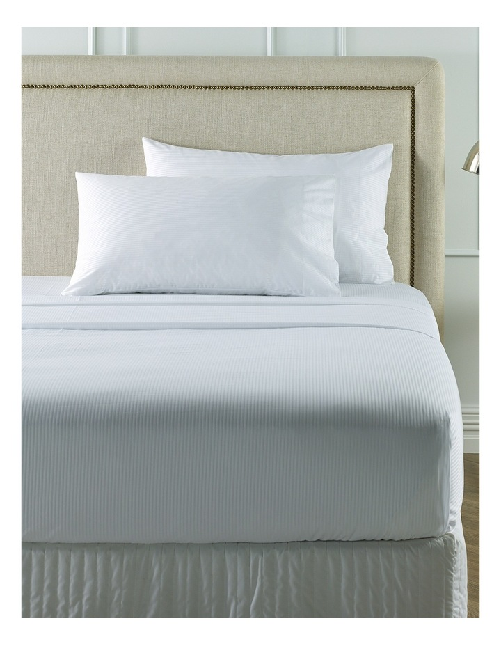 Brighton 400TC Sheet Set in White image 1