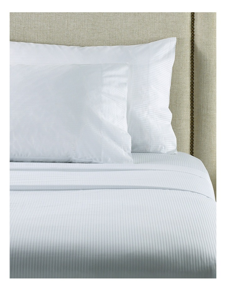 Brighton 400TC Sheet Set in White image 2