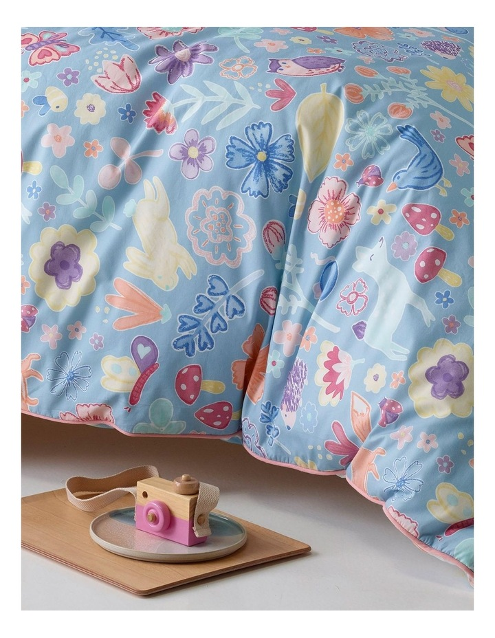 Winter Woodland Quilt Cover Set image 2