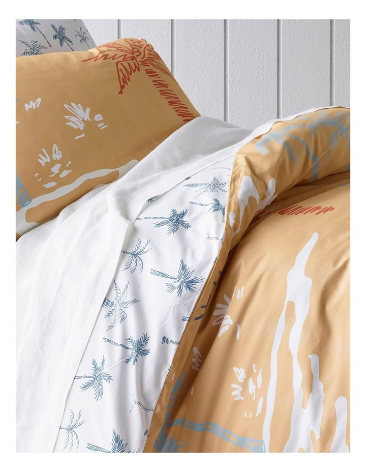 Beach Days Quilt Cover Set image 2