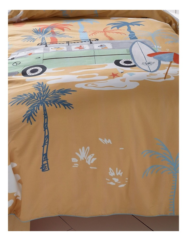 Beach Days Quilt Cover Set image 3