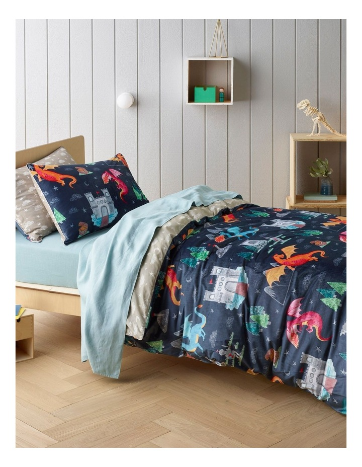 Magical Dragons Quilt Cover Set image 1